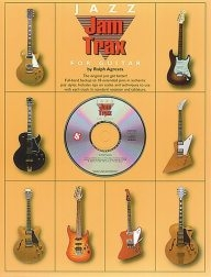 Jam Trax: Jazz For Guitar /AM943118/