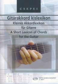 A Short Lexicon of Chords for the Guitar /6641/