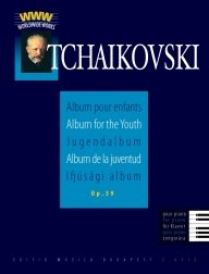 Album for the Youth for Piano - Tchaikovsky /6715/
