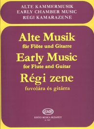 Early Music for Flute and Guitar /7227/