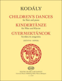 Children's Dances for Flute and Piano /15069/